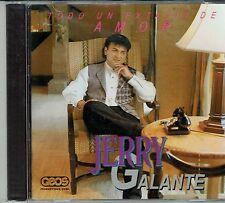 Jerry Galante Todo Un Estasis de Amor  BRAND NEW SEALED    CD