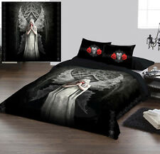 ONLY LOVE REMAINS - Duvet Cover Set for DOUBLE BED artwork by Anne Stokes