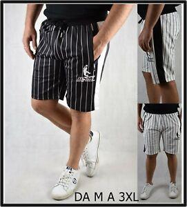 Pantaloncini uomo sportivi pantaloncino mare sport basket cotone m l xl xxl xxxl
