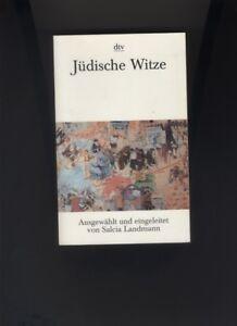 (175) Jüdische Witze / Salcia Landmann
