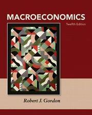 Solution manual for Macroeconomics 12th edition, Robert J Gordon (Digital Copy)
