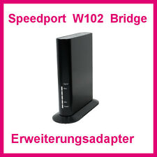 Telekom Speedport W102 Bridge Adapter Wlan 300Mbit 5GHz Erweiterungsadapter