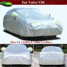 Full Car Cover Waterproof / Dustproof Car Cover for Volvo V60 2011-2021