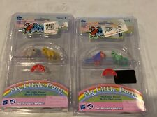 World's Smallest My Little Pony Lot of (2)