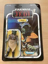 Vintage Star Wars Klaatu Moc 65 Back All Original.