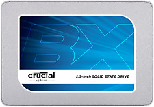 """BX300 120GB SATA 2.5"""" 7mm (with 9.5mm adapter) Internal solid state drive, SSD b"""