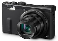 Panasonic LUMIX TZ101 / ZS100 4K 20MP Digital Camera 10X LEICA DC Vario - Black