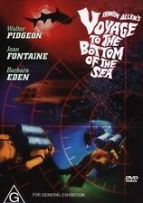 Voyage To The Bottom Of The Sea (DVD, 2002) R-4-LIKE NEW-FREE POST IN AUSTRALIA