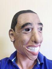 Funny Barack Obama American President Mask USA Fancy Dress Party Masks
