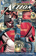 SUPERMAN ACTION COMICS VOL #3 HARDCOVER AT THE END OF DAYS #13-18 DC NEW 52 HC
