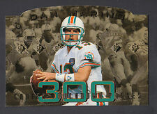 Dan Marino 1994 SP 300 Touchdown Limited Edition Jumbo Card