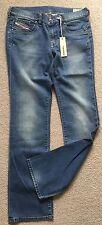 DIESEL Ronhoir Jeans 0880Z Stretch W31 L32 Regular Bootcut
