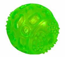 2er Set Hundespielzeug TPR Ball Wurfball Hundeball SPIELBALL grün