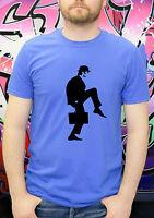 Silly Walks t shirt John Cleese Monty Python Fawlty towers men kids T- SHIRT d1