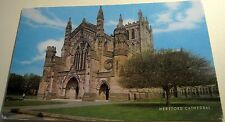 England Hereford Cathedral 1-32-03-01J Salmon - posted 1977