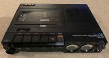Sony tc-d5m registratore cassette portatile funzionante Tape Recorder vintage