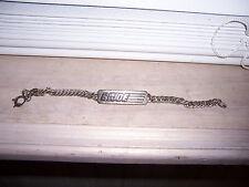 G.I. JOE Child-Size ID Bracelet POOR CONDITION Vintage 1982 Hasbro