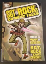 SGT ROCK COMBAT TALES NO.1 BY ROBERT KANIGHER SOFTCOVER TPB