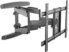 Double Arm Extra Strong Swivel and Tilt Extendable 40-65 TV Wall Bracket System