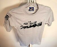 Nos Vintage SNEAKERS USA Made T Shirt Crude Street Punk Diy The TOY DOLLS Band S