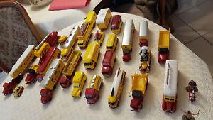 lot miniatures cirque Pinder