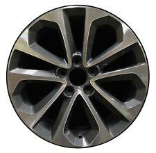 "18"" Honda Accord Sport 2013 2014 2015 Factory OEM Rim Wheel 64048 DARK Charcoal"