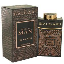 67af237063 Bvlgari Man in Black Essence for Men Eau De Parfum 3.4 Oz 100 Ml Spray