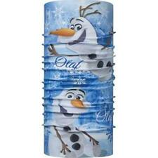 ORIGINAL JUNIOR BUFF® Frozen (Olaf Blue) Outdoor Neck Tube Snood Bandana 4-12yrs