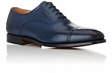 NIB Crockett & Jones Malton Shoes 11.5/12 (E360) Goodyear, Hand-made in England