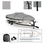 Skeeter ST 15 Trailerable Fishing Bass Boat Cover grey