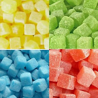 Cola Cubes Mixture PINEAPPLE * SOUR APPLE * RASPBERRY Pick & Mix * BOILED SWEETS