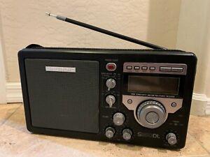 GRUNDIG S350DL High Sensitivity AM/FM/SW Shortwave Stereo Radio Receiver