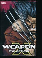 Weapon X The Return Omnibus HC Hard Cover Brand Sealed Wolverine X-Men Marvel