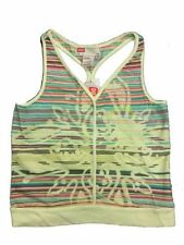 Girls' 100% Cotton Vest V Neck T-Shirts & Tops (2-16 Years)