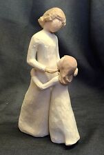 """WILLOW TREE NEW BOXED """"MOTHER AND DAUGHTER""""NO.26021"""