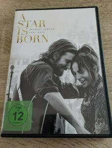 A Star Is Born - DVD - sehr guter Zustand