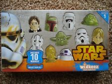 Star Wars Wikkeez Collector Bag inc 2 Mystery Collectable Figures