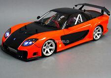 Tamiya 1/10 MAZDA RX7 VEILSIDE FORTUNE Fast & Furious RC Car  -RTR-