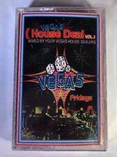 Vegas house deal volume 1 mixtape cassette 1900s house music