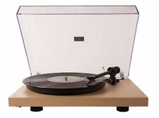 NEW Crosley C10 Turntable w/ ProJect Tonearm  -Natural C10A-NA Turntable