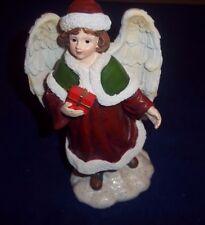 """VINTAGE CHRISTMAS ANGLE  8"""" Tall  # 2"""
