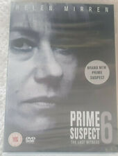 DVD Prime Suspect: 6 - The Last Witness [DVD] [2003] New & Sealed