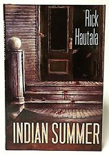 Signed Limited Edition INDIAN SUMMER By Rick Hautala Cemetery Dance OOP