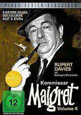 Kommissar Maigret, Vol. 4 / Weitere 9 Folgen der l...   DVD   Zustand akzeptabel