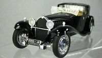 SOLIDO 1:21 8001 BUGATTI ROYALE 1930 OLDTIMER TOY MODEL CAR CRUELLA DE VILLE