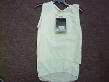 Louis Garneau Plastron Wind Shirt sleeveless Small