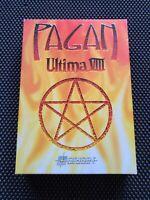 1993 Origin Ultima VIII (8) PAGAN 3.5 HD MS-DOS - NO COIN - MAP SLIGHT ODOR c64