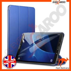 """Samsung Galaxy Tab A 10.1"""" Case T580/T580N Trifold Slim Smart Case Protection"""