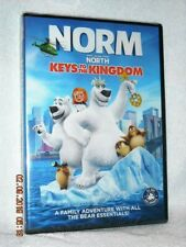 Norm Of The North: Keys To The Kingdom (DVD, 2019) NEW McDonald animated comedy