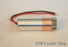 2W Copper 445nm M140 Blue Laser Module W/X-Drive & 405-G-2 Glass Lens